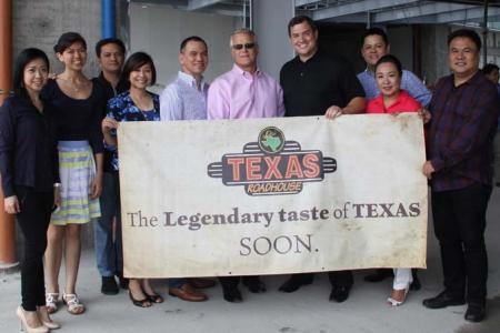 Texas Roadhouse to open first PH restaurant in April width=